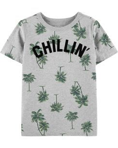 111470d620d Chillin Palm Tree Tee Toddler Learning, Toddler Activities, Toddler Rooms,  Baby Boy Outfits
