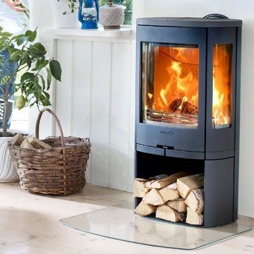 Contura 850 Wood Burning Stove