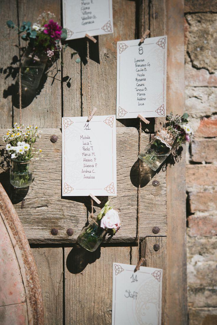 Un rito celtico per un matrimonio all'aperto