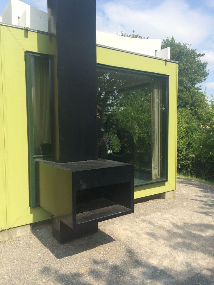 Kubeflex Summerhouse arne jacobsen trapholt Kolding