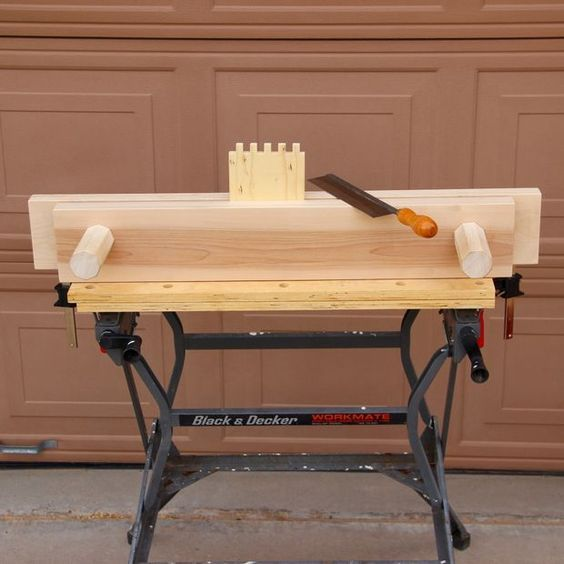 Picture of Make a Bench Vise for Woodworking