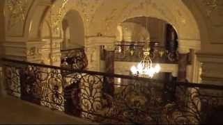 Национальный Одесский театр оперы и балета: Оперный театр внутри...Экскурсия по Одессе