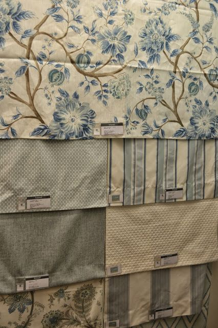 Sarah Richardson fabrics for Kravet