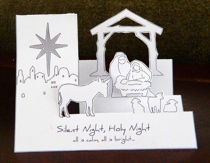 представляют макет открытки с рождеством своими руками также