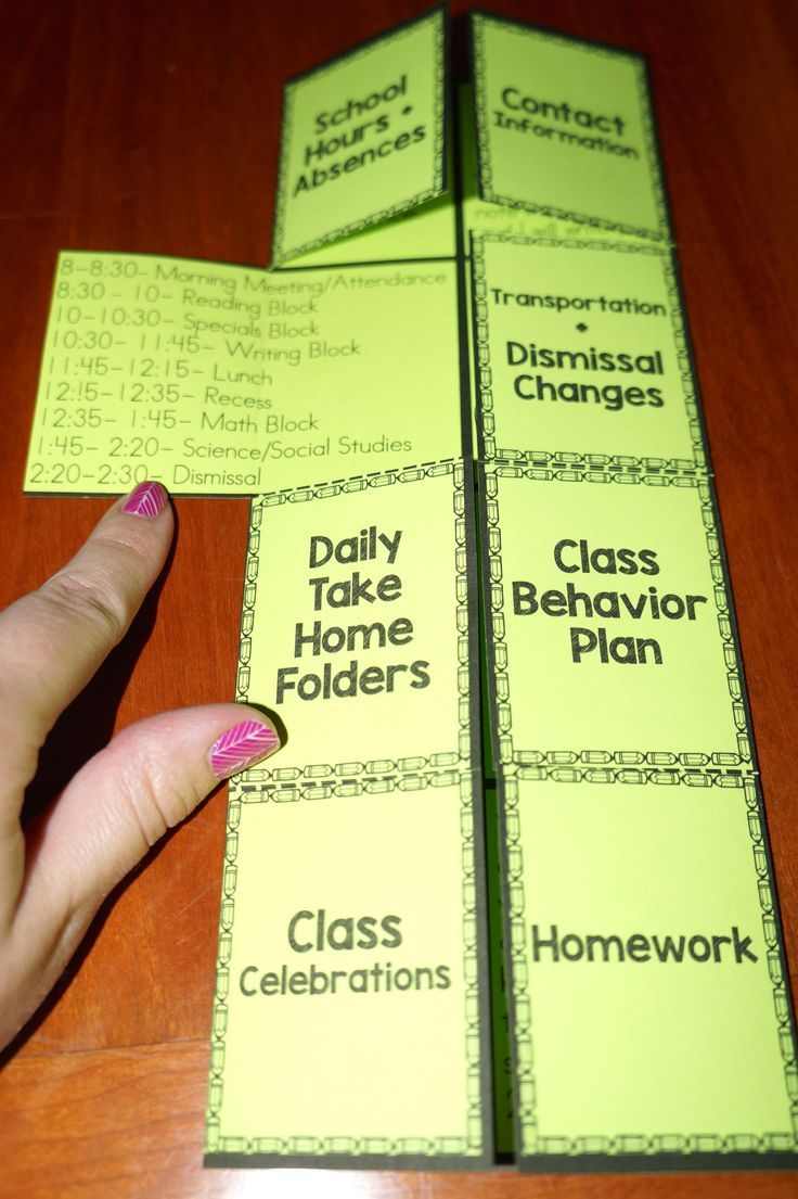 EDITABLE! Providing your classroom parents with information about the school year has never been so easy! This low prep flip book is a great way for parents to have all the information they need in one easy to access place.