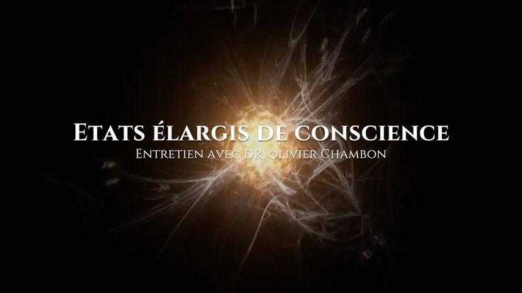 le Dr. Chambon nous expose les éléments qui tendent à prouver que la conscience est indépendante du cerveau et qu'elle survit à la mort physique,