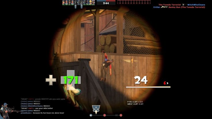 Hang in there sniper. #games #teamfortress2 #steam #tf2 #SteamNewRelease #gaming #Valve