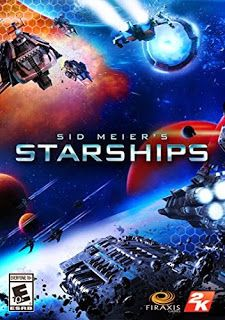 Gamer Entry: Sid Meier's Starships