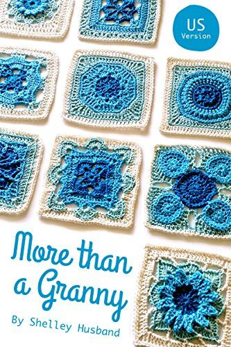 How To Attach Granny Squares Together Using The Join-As-You-Go Method (JAYGO) - Crochet Stitches!