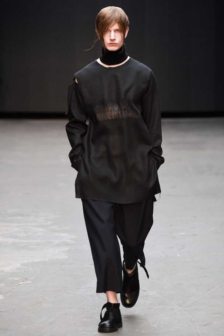 MAN Fall 2015 Menswear - Collection - Gallery - Style.com