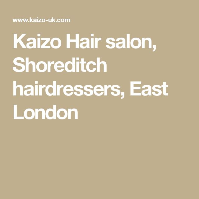 25 best ideas about hairdressers on pinterest for Hair salon shoreditch
