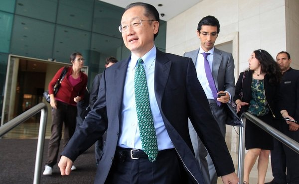 Jim Kim has been named the new president of the World Bank!  Congrats!