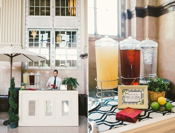 Our Provence Bar - Summertime brunch'n with The Brides of North Texas — Grit + Gold Event Design | Dallas | Fort Worth | Austin | Destination