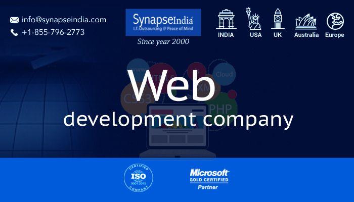 Web Development Company to Boost Conversion | Website Development