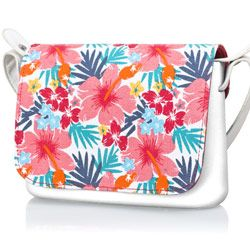 Hawaiian Flap - O Pocket accessory Shoulder bag