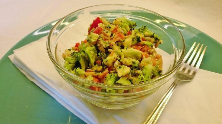 Szybka i pyszna surówka z brokuła odkryta na niemieckim Cookidoo :) – Thermomania