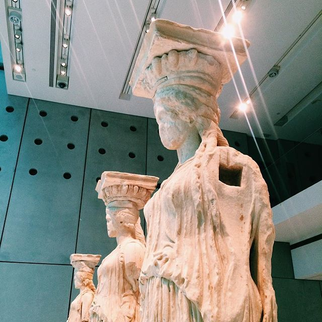 You have to visit #Acropolis #Museum! #Culture #Athens #History Photo credits: @laurapinhon