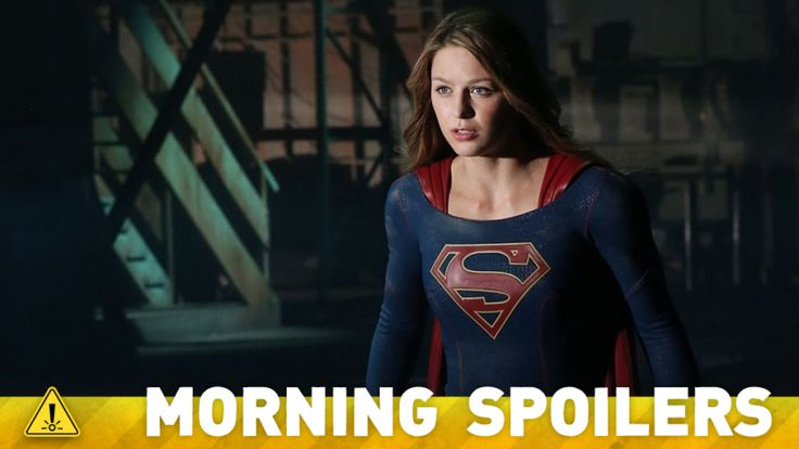 SupergirlCould Be Confirming A Crazy Fan Theory About the DC Cinematic Universe