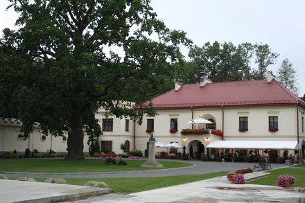 Zamek Dubiecko