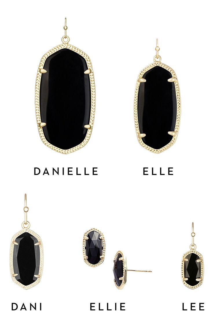 Kendra Scott Dani Stone Drop Earrings Drop earrings