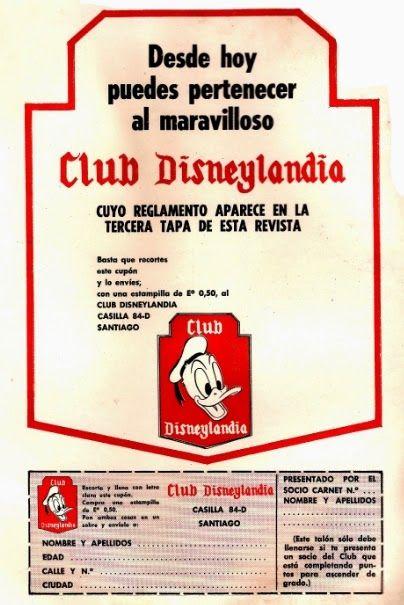 Club Disneylandia (1967)