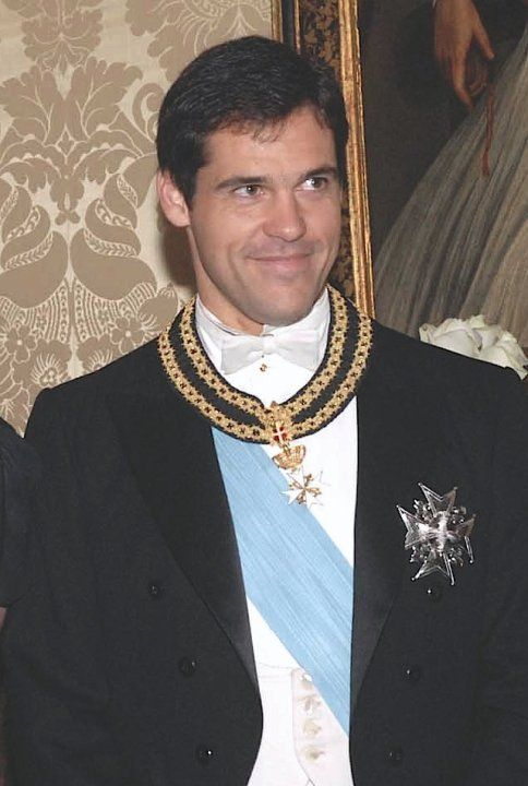 1) HRH Prince Louis XX, Duke of Anjou - Today there are two claimants from different lines of the House of Bourbon: Prince Louis Alphonse of Bourbon, Duke of Anjou is the senior male heir of Hugh Capet, King of France (987-996). Louis Alphonse is also the senior descendant of King Louis XIV of France through his grandson King Felipe V of Spain. By the Legitimist faction of French royalists he is recognized as the rightful claimant to the French crown.