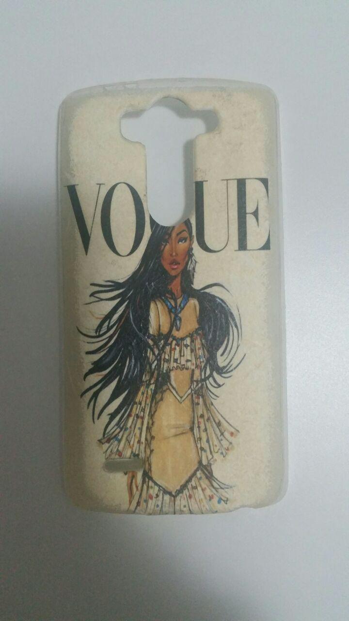 Pocahontas vogue