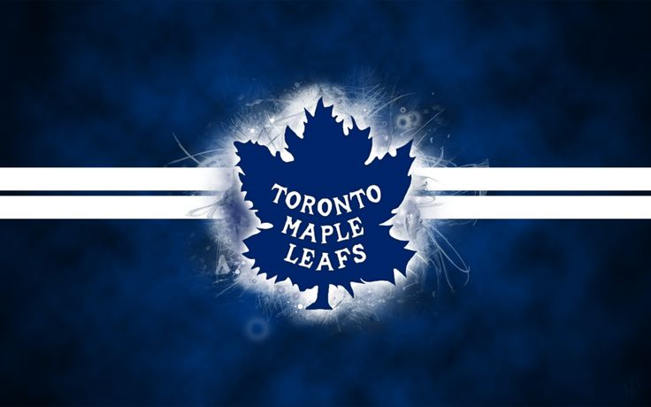 a cool version of the Maple Leaf Logo
