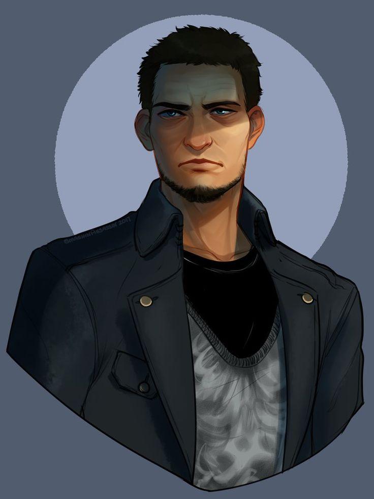 Cor Leonis By SmashinAssassin Character Fantasy Male Final Fantasy Xv Final Fantasy Fantasy