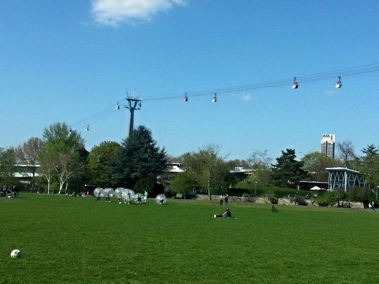 Seilbahn #Köln #Seilbahn #Deutz