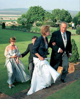 Exclusiva mundial:Las fotografías de la boda de El Litri y Carolina Herrera