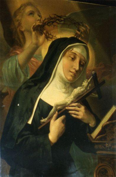 St Rita of Cascia | www.saintnook.com/saints/ritaofcascia ...