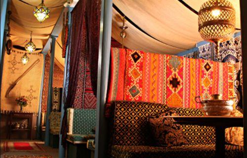 Sultan's Tent, A Calgary Moroccan Restaurant