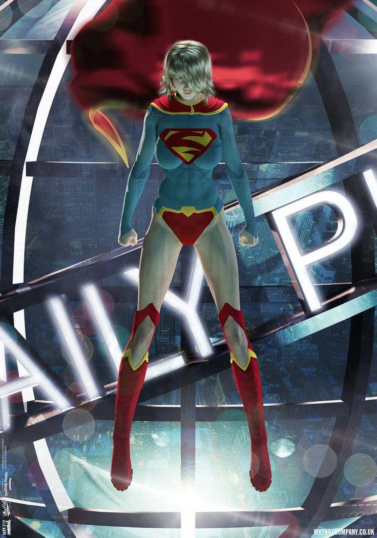 Supergirl New 52 'Dark City' Series (Cosplay) No.6 by DevilishlyCreative.deviantart.com on @DeviantArt