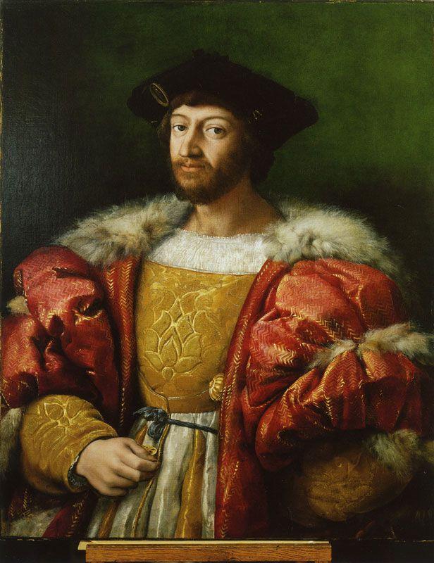 Raphael - Portrait of Lorenzo de' Medici