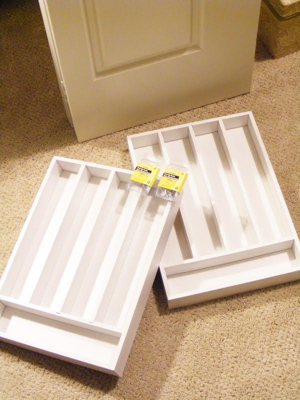 Cutlery Tray for Jewelry! -