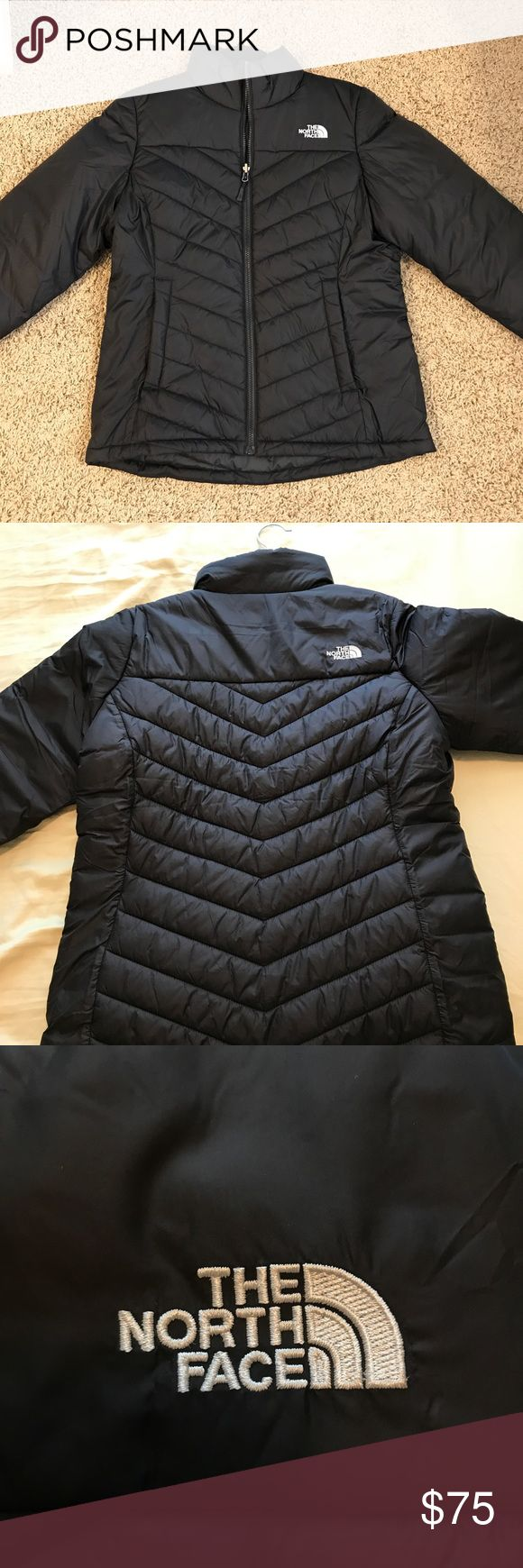 The North Face Nuptse Jacket The North Face women's jacket- black - size Medium. In excellent condition and had never been worn. Size Medium or would likely fit size 8/10. North Face Jackets & Coats Puffers