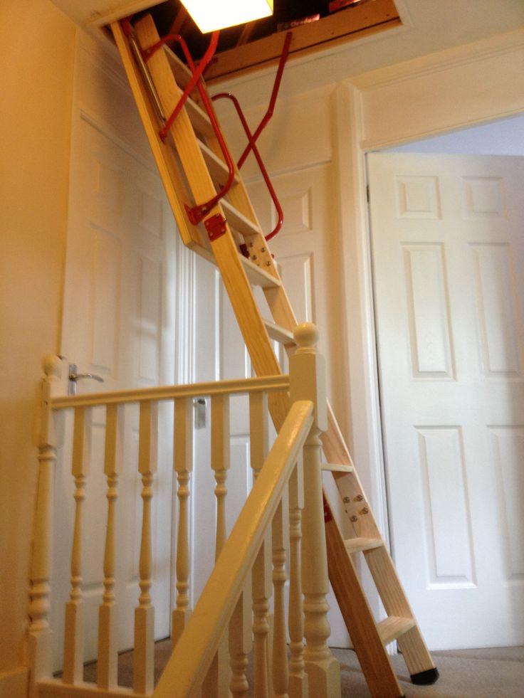 11 Best Loft Ladders Images On Pinterest Loft Ladders