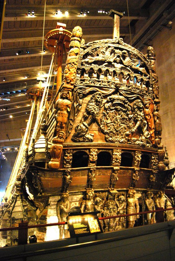 Best 25 vasa ship ideas on pinterest scandinavian for Vasa ship