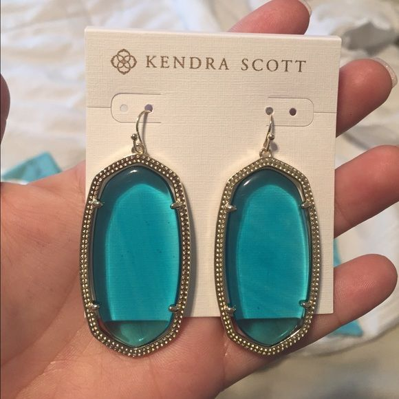 London Blue Danielle Earrings Want To Sell On ️️ Just Got