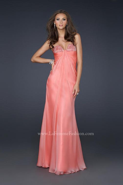Mejores 209 imágenes de LaFemme Prom Dresses en Pinterest | Dresses ...