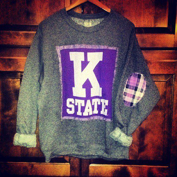 Kansas State University Sweatshirt