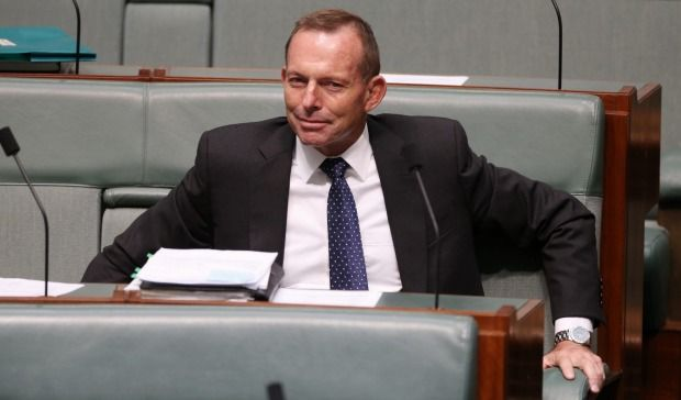 Abbott's first intervention was a speech to the party room challenging Turnbull and Scott Morrison to fund tax cuts through spending cuts, not by increasing other taxes. This was fine in theory but even some of those close to him thought it disingenuous because Abbott, as prime minister, had presided over $20 billion in tax hikes, including the deficit levy and the reindexation of fuel excise – to fund his tax cuts to small business and the abolition of the carbon tax.