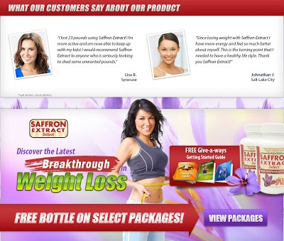 Saffron Extract Select Best Choice To Lose Weight. Saffron Extract Select™ is the highest quality saffron extract product available on the market. If you're serious about losing weight, then don't settle for cheap imitations.