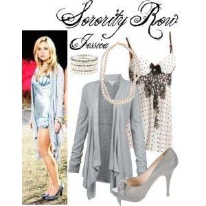 Sorority Row #SororityRow #LeahPipes #JessicaPierson