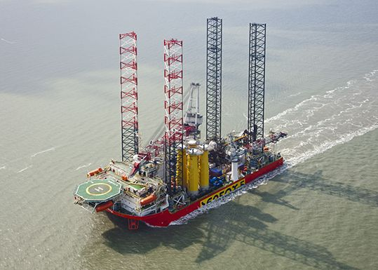 17 Best images about Offshore Heavy Lifts on Pinterest ...