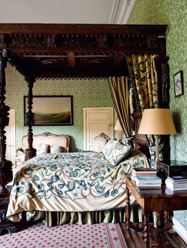 bedroom in Sudeley Manor 3175 best Cozy