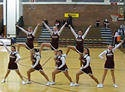 Sparks JV Cheerleaders - Baby Doll Stunt