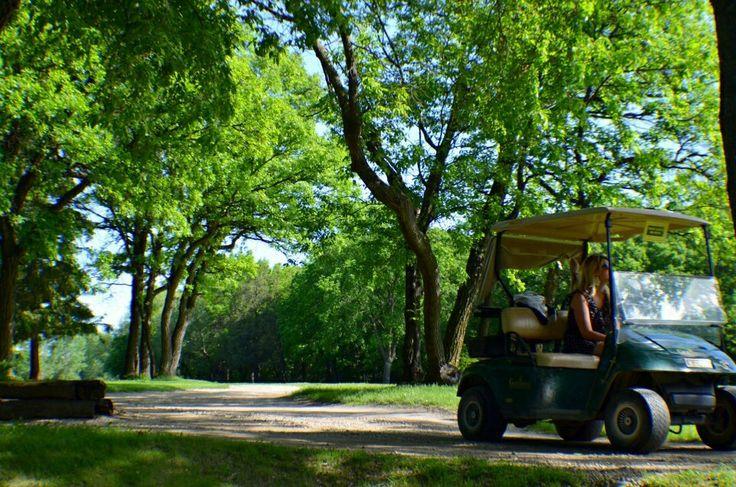 The beauty of Glendale.  Glendale Golf & Country Club  Winnipeg, MB