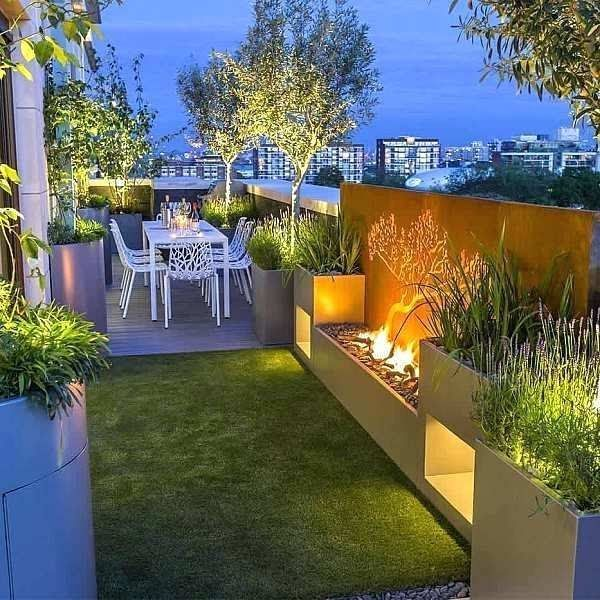 Roof Garden Design Terraces Gardens By Contemporary Beautiful Wonderful Terrace Gardening By Rama In 2020 Terrace Garden Design Roof Terrace Design Roof Garden Design